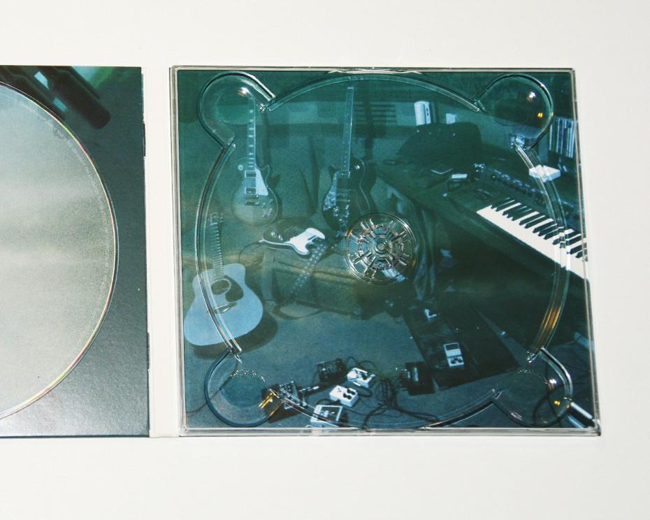 Full - Diseño CD Digipack de 2 cuerpos