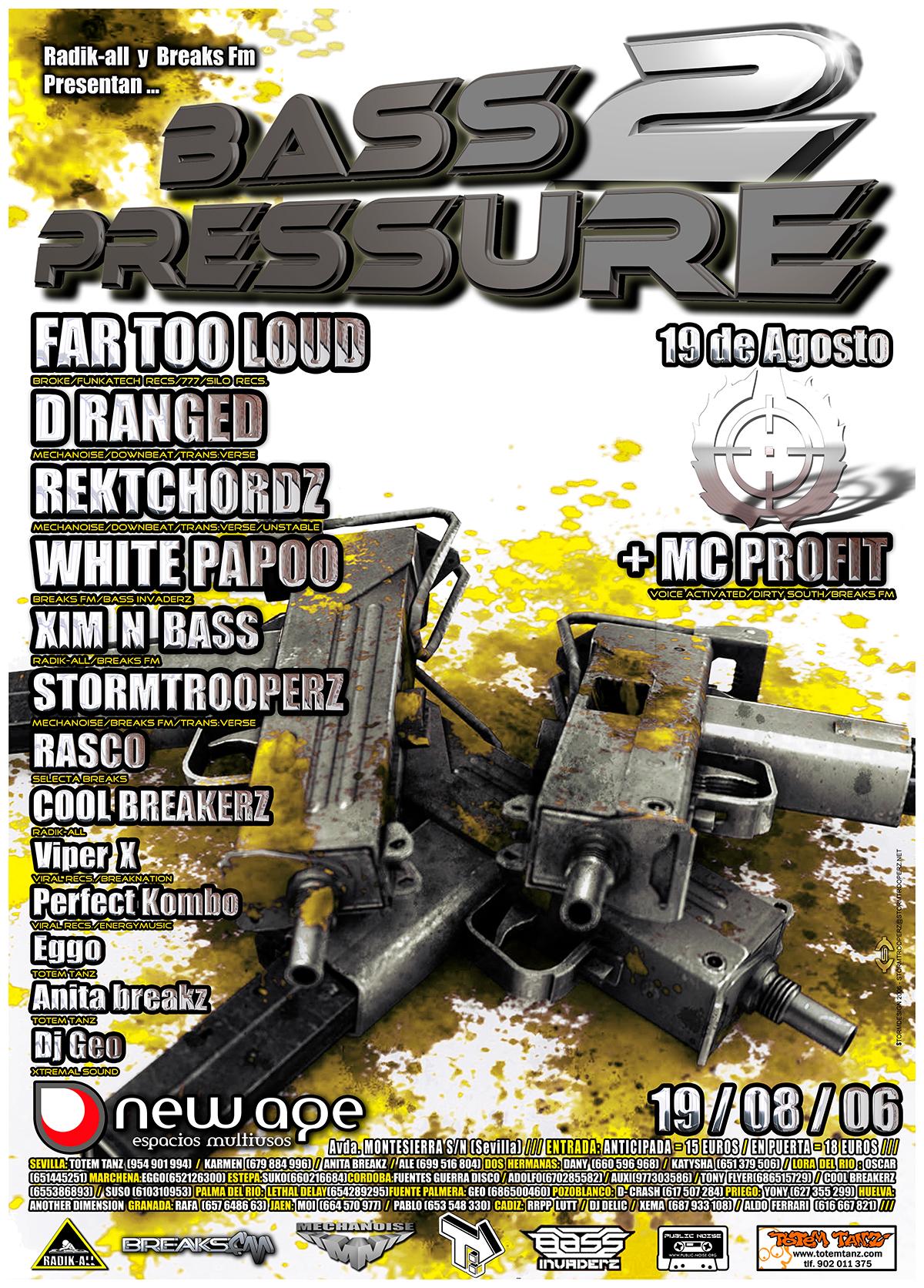 Bass Pressure 2