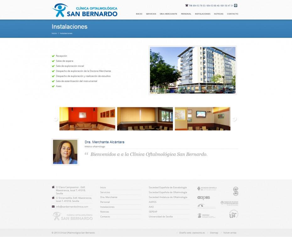 Clinica Oftalmológica San Bernardo