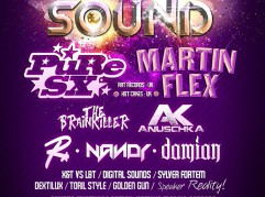3er Aniversario Dirty Sound