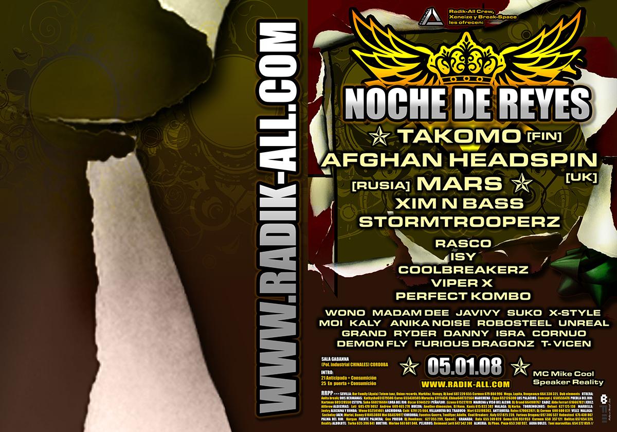 Noche de Reyes 2007