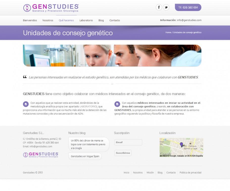 Genstudies