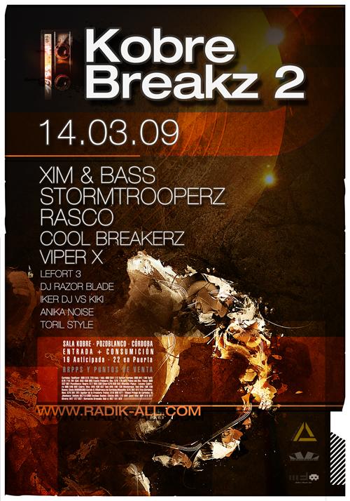 Kobre Breakz 2