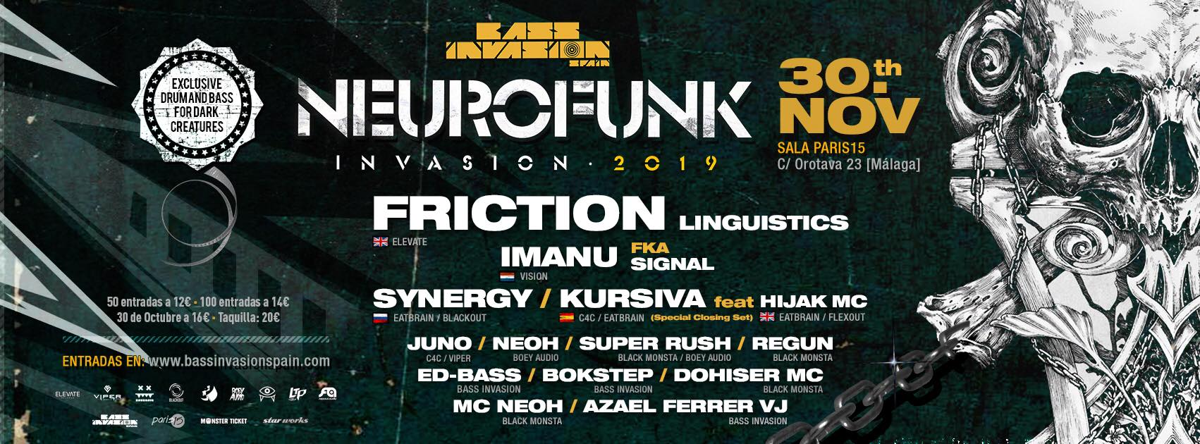 Neurofunk-2019