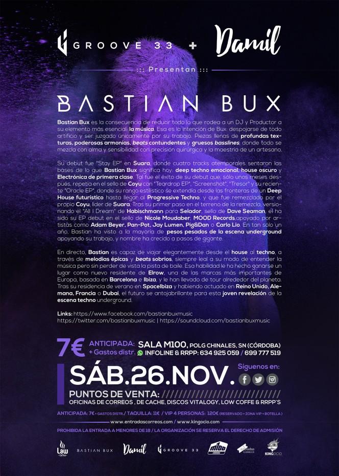Bastian Bux