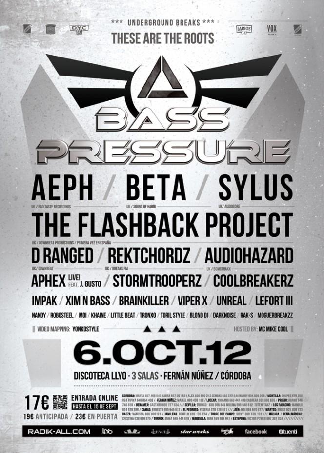 Bass Pressure 2012