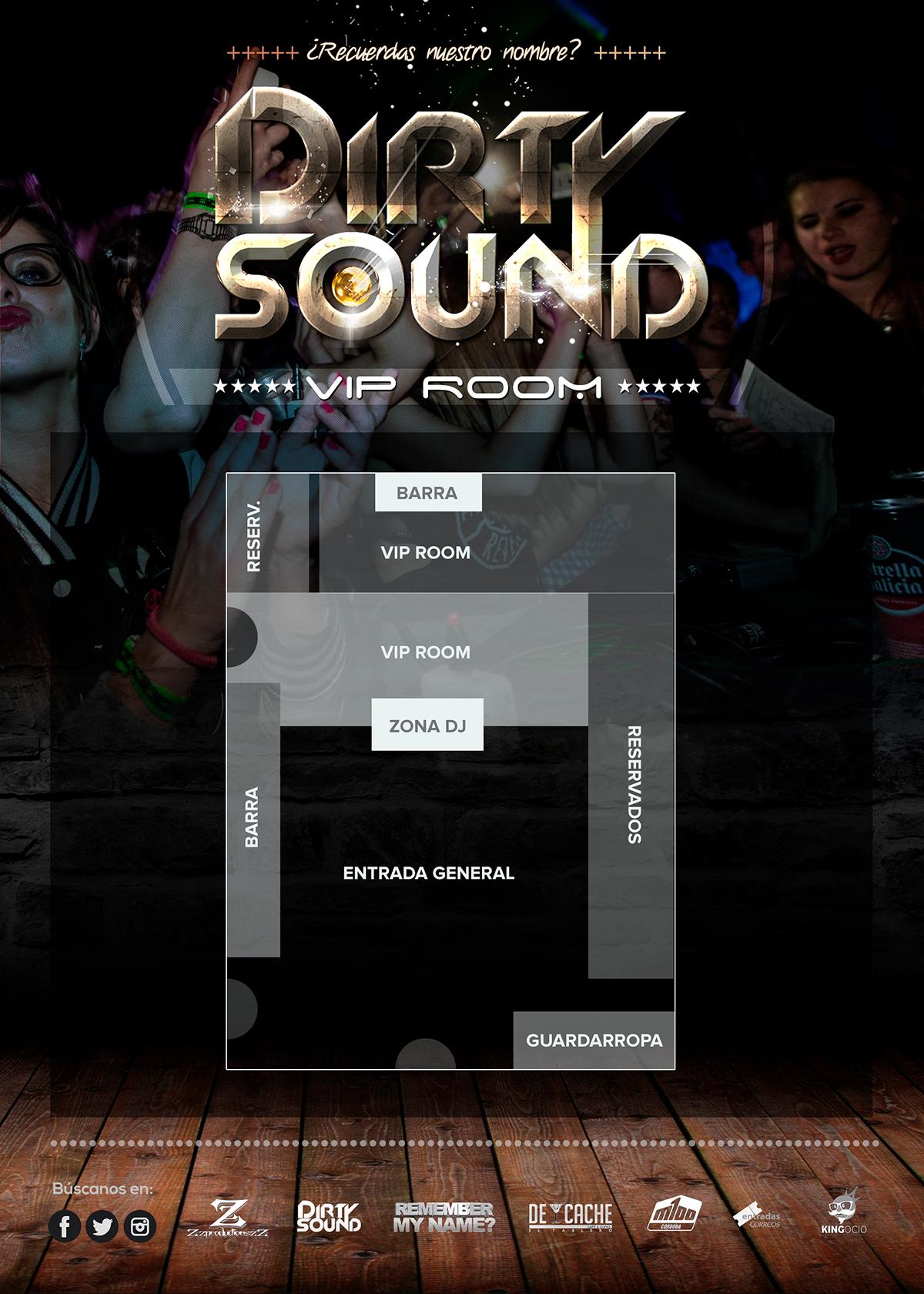 Dirty Sound VIP Room