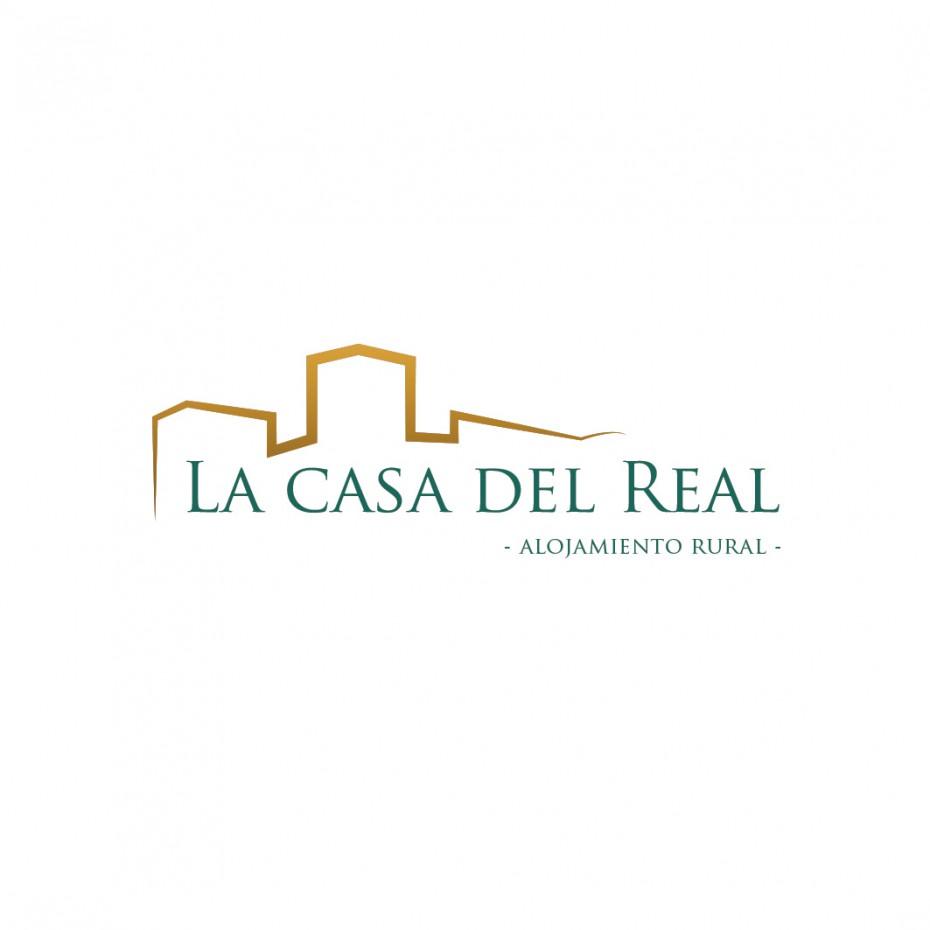 Logotipo  La casa del Real