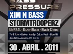 Pre Bass Pressure