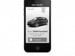 Marketing mobile | Campaña CRM | Skoda