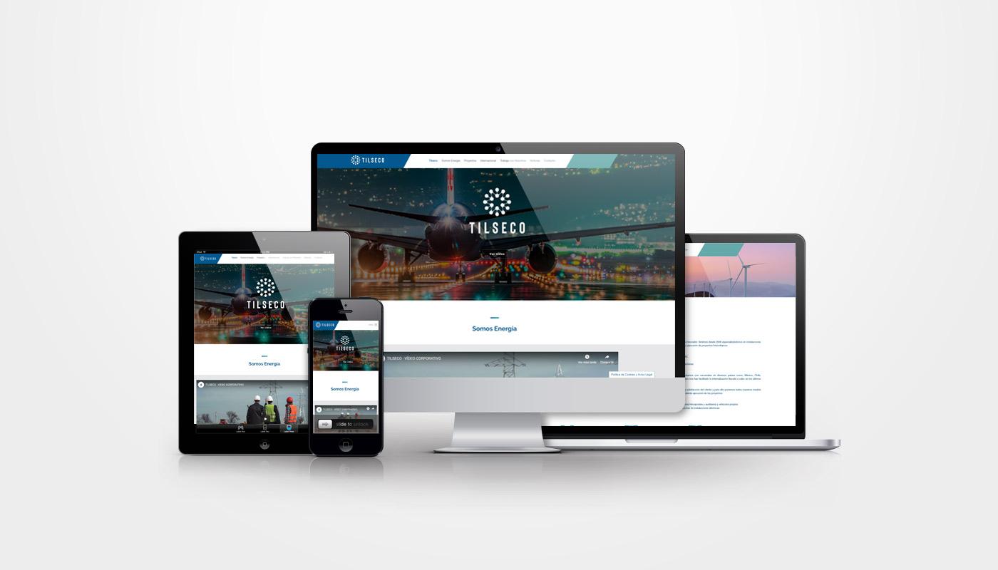 página web Tilseco