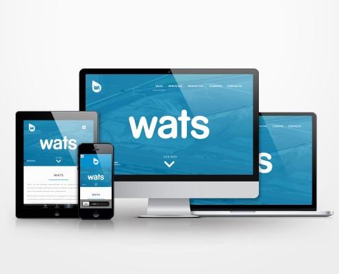 Wats · Ingeniería, Obras y Proyectos
